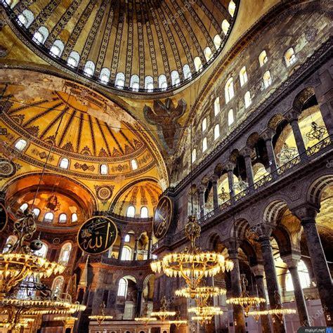 cupola di santa sofia basilica di santa sofia a istanbul maiuri net