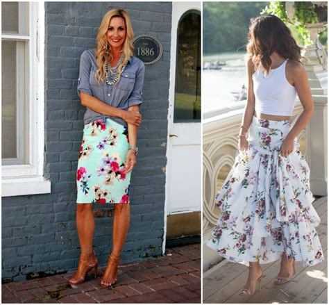 how to wear floral and summer outfit ideas workchic