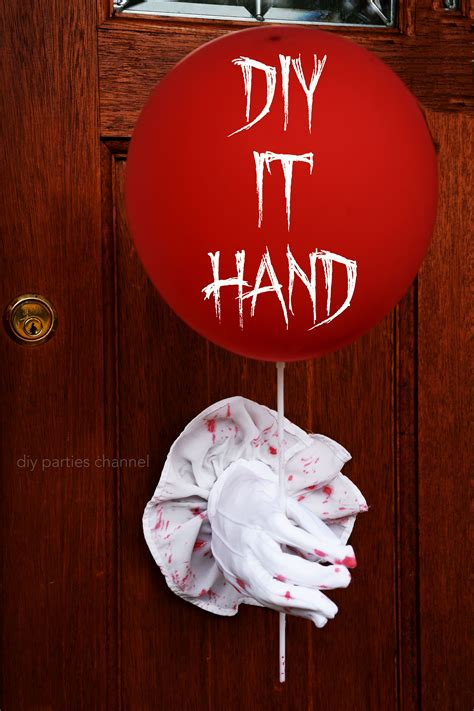 Diy   Pennywise Party Halloween Party Halloween