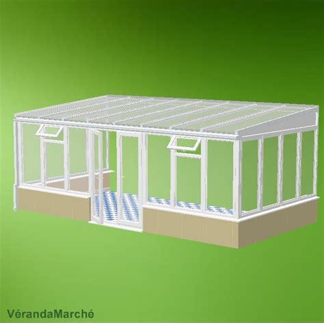 veranda kit v 233 randa en kit la traditionnelle 20 les kits moins chers