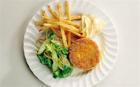 ricette di cucina italiana giallo zafferano ricetta hamburger di merluzzo la cucina italiana