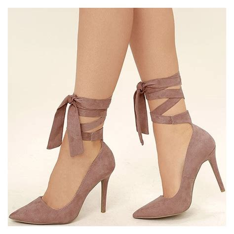Strappy Pointy Pumps pink strappy heels pointy toe suede pumps stiletto