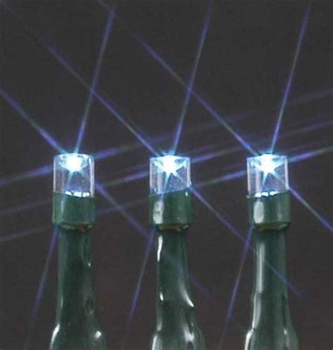 pure white solar christmas lights with 50 bulbs novelty