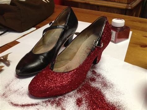 make ruby slippers 115 best wizard of oz theme images on