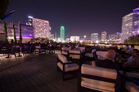 Best Roof Top Bars by The 18 Best Rooftop Bars In Dallas