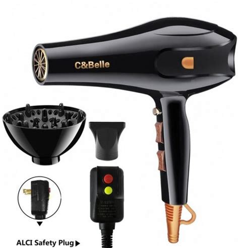 Hair Dryer With Diffuser And Concentrator top 10 best hair dryer for curly hair 2018