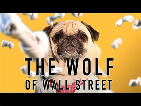 wolf pug the wolf of wall pug version