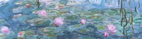 Interior Home Painting Ideas by Interior Inspiration Monet S Water Lilies