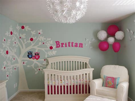 themes for a girl nursery nursery ideas for girls to embellish the place designinyou