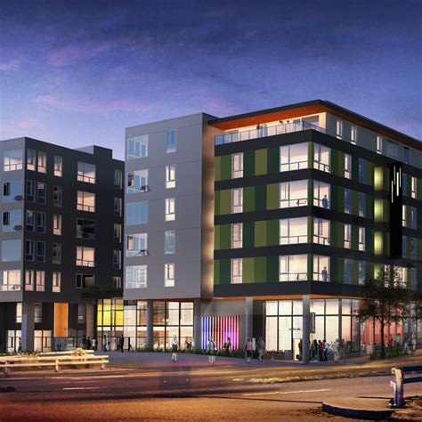 Apartment Seattle District Vulcan To Turn Paul Allen S Hangout Site Into U