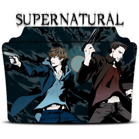 anime supernatural supernatural anime by rest in torment on deviantart
