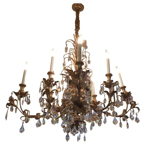 uncategorized the enchanting crystal crown chandelier in eight arm gilded crystal chandelier design plus gallery