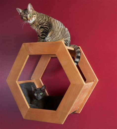 Handmade Cat Beds - 96 best cat furniture images on