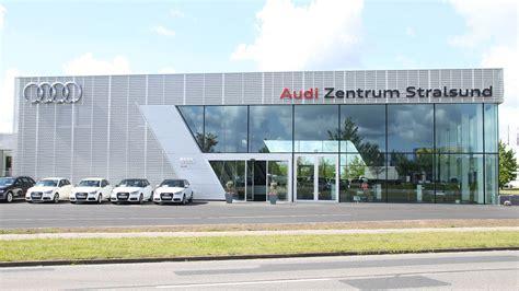 Audi Zentrum Stralsund startschuss f 252 r audi zentrum stralsund autohaus de