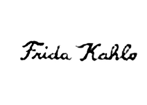frida kahlo signature art gallery pinterest frida kahlo
