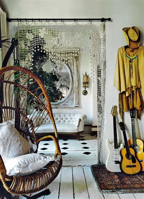 beaded home decor adding gypsy chic to decor feng shui interior design