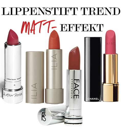 lippenstift matt die neuen lippenstifte mit matt effekt flair fashion home