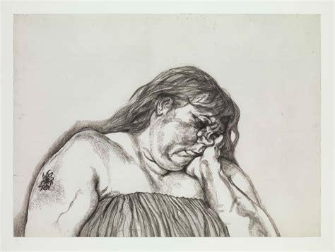 modern drawings lucien freud a closer look at louisiana museum of modern