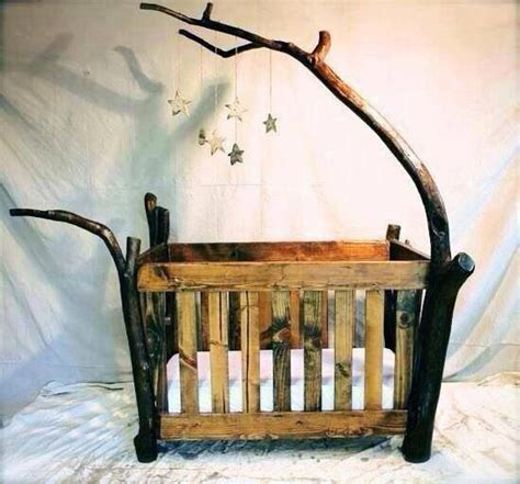 Handmade Crib - adorable handmade crib kid stuff