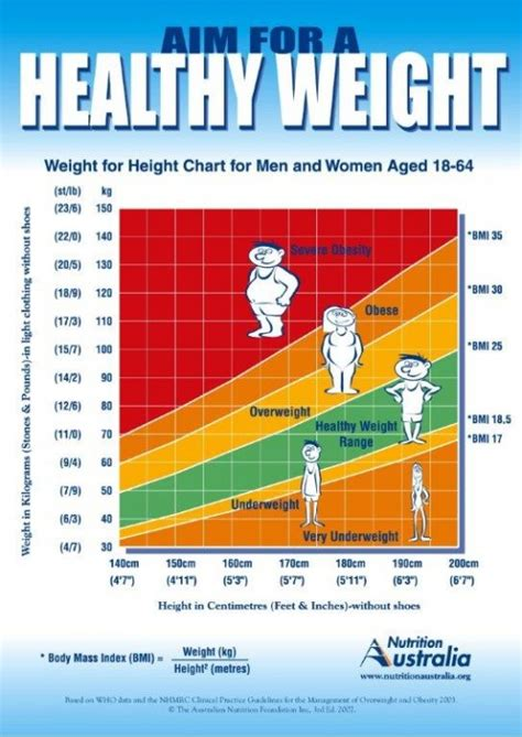 what is bmi with charts and posters hubpages