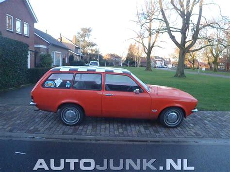 opel kadett 1976 1976 opel kadett station oranje foto s 187 autojunk nl 160148