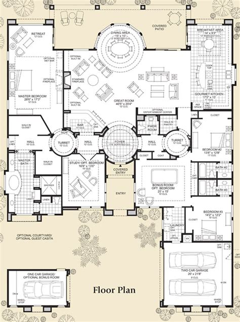 25 best ideas about luxury floor plans on