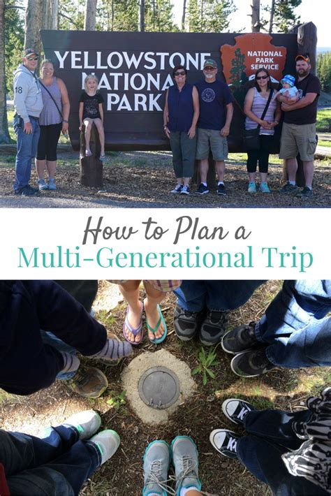 Multi Trip how to plan a multi generational trip my big happy