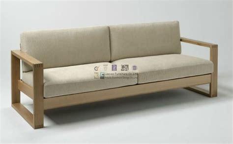 sofa moderno sofas modernos de madera inspiraci 243 n de dise 241 o de