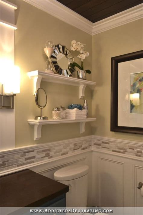 hall bathroom decorating ideas hallway bathroom remodel before after accent colors