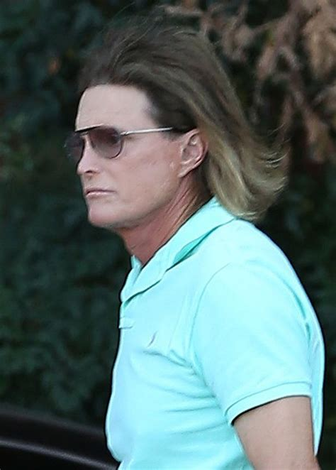 bruce jenner with long hair bruce jenner can t quit keeping up with the kardashians