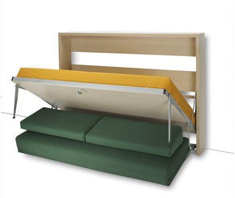 con letto a letto a scomparsa houdini orizzontale