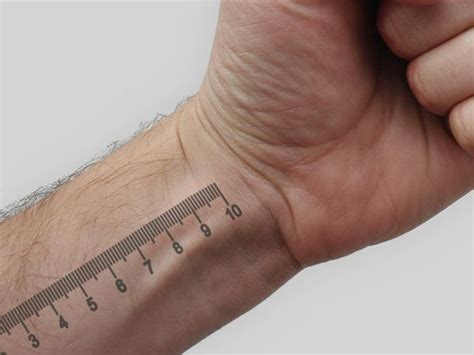 steady tattoo meter that is one steady handed artist