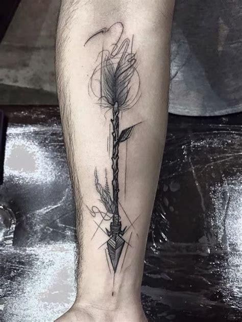 arrow tattoos for men best 25 arm tattoos ideas on arm