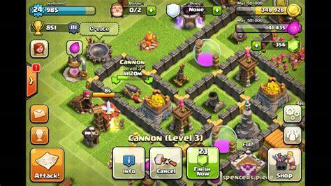 clash of clans town hall 5 farming defense best base layout best clash of clans defense town hall 5 farming base