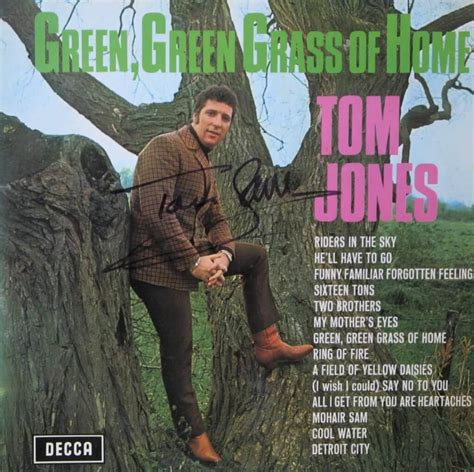 green green grass of home album