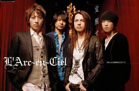 all about l arc en ciel profile and photo gallery
