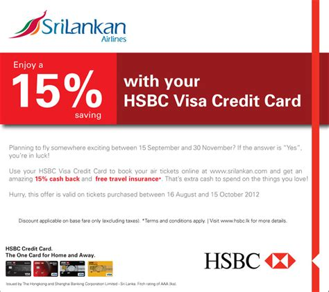 email hsbc credit card hsbc credit card year round offers images frompo