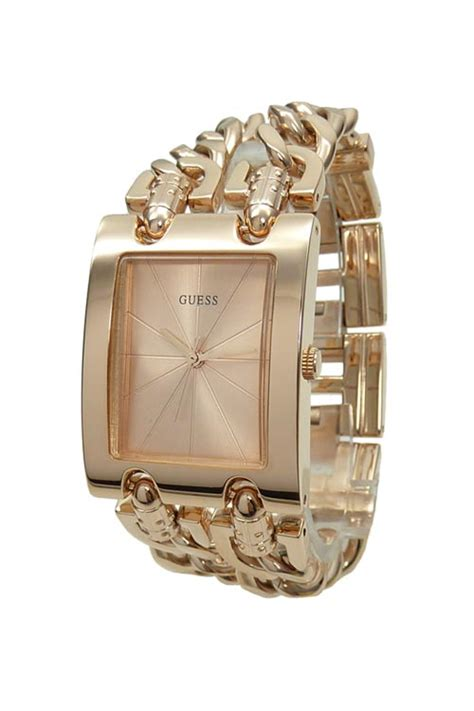 Guess W0313l1 Mod Heavy Metal Stainless Steel wristwatch s guess mod heavy metal gold
