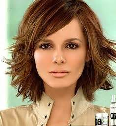 easiest bangs to maintain layered bob with bangs hair styles cuts colors