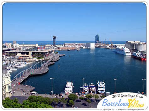 christopher columbus boat barcelona barcelona 2017 pictures port vell marina barcelona