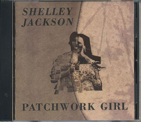 Patchwork Shelley Jackson - cd re release front