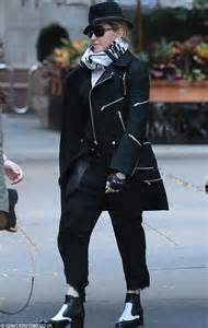madonna wears reminiscent of michael