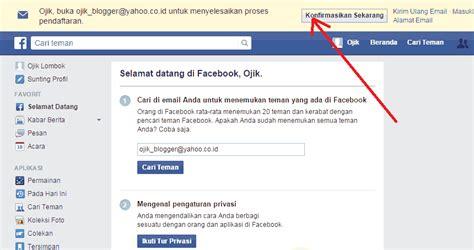 cara buat email yahoo facebook cara membuat email facebook di yahoo panduan lengkap