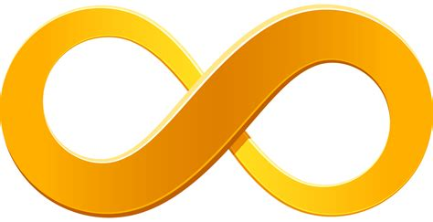 free infinity infinity sign vector free clipart best
