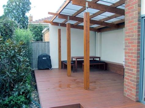 Outdoor Deck Seating by Pergola Design Amp Pictures Pergola Builder Melbourne