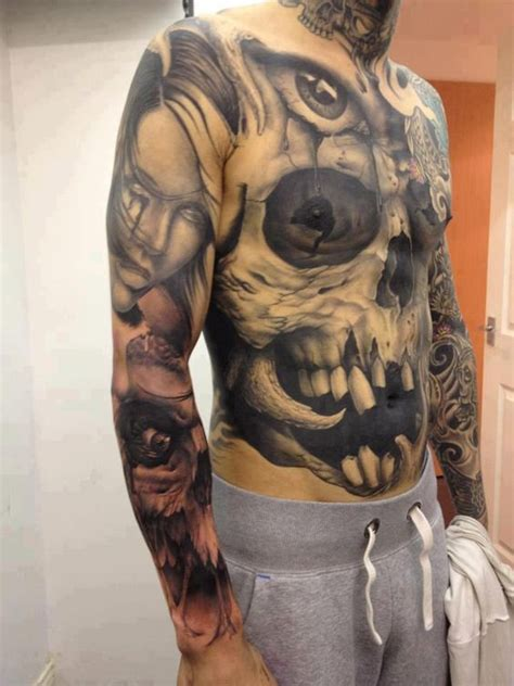 tattoo 3d full body 3d tattoos 3d and tattoos and body art on pinterest