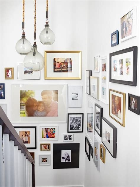 home decor gallery 40 must try stair wall decoration ideas