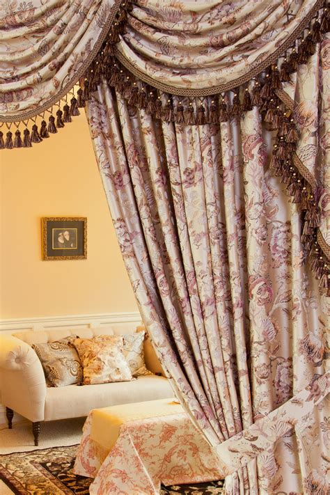 oriental curtains and drapes oriental tree of life swag and tails valance curtain drapes