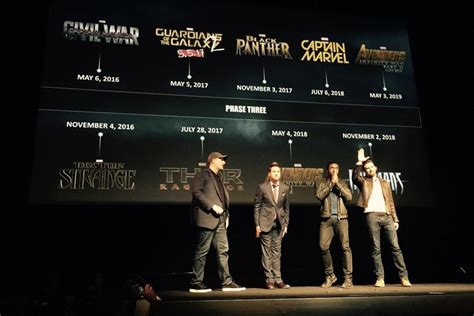 film marvel phase 3 marvel announces film line up for phase 3 film and tv now