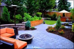 Plans modern landscaping backyard exterior ideas design